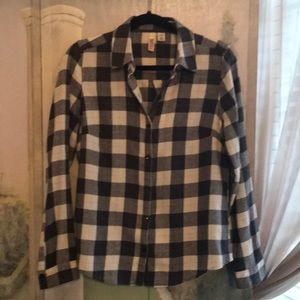 Route 66 flannel size medium